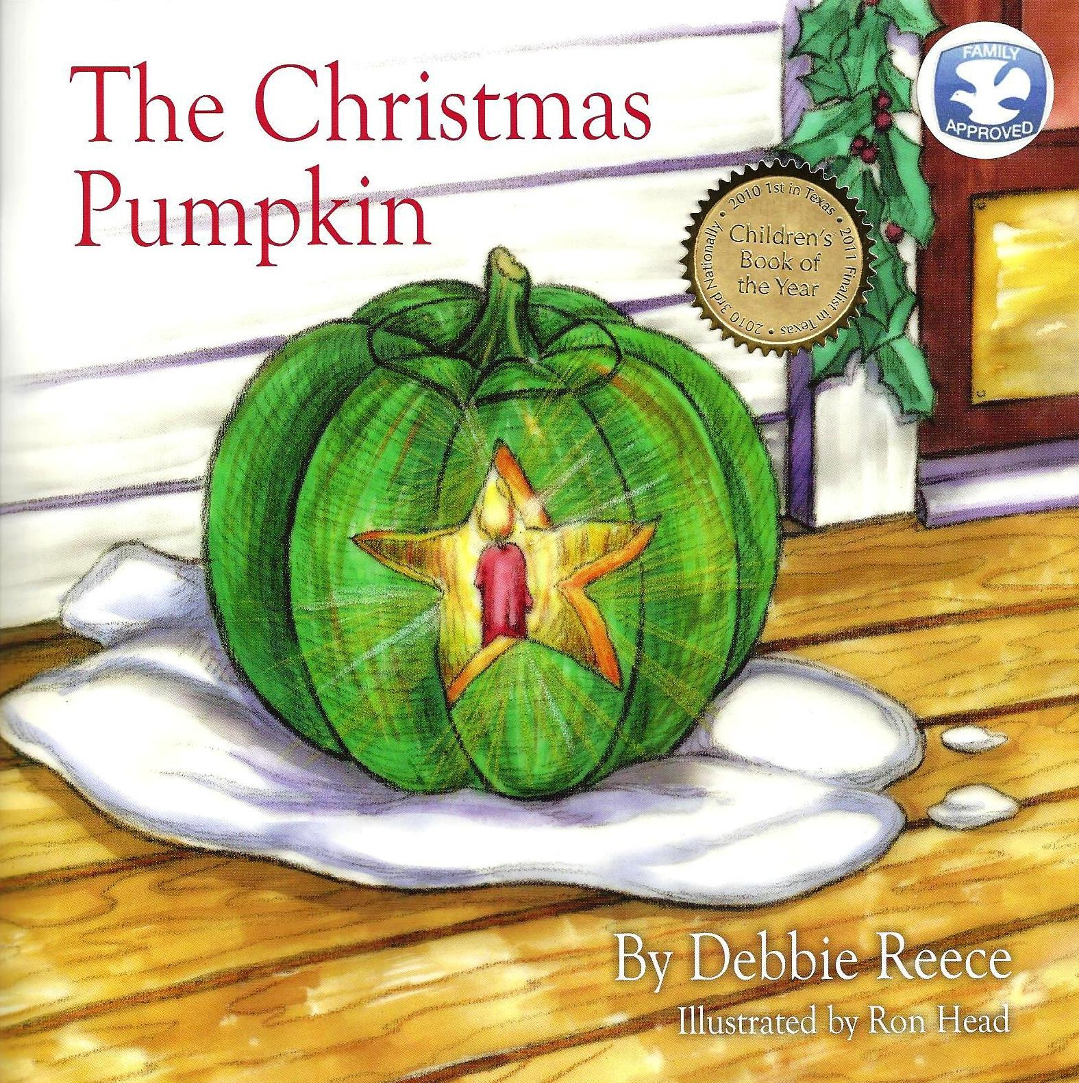 """The Christmas Pumpkin"""