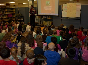 elem school author visit web