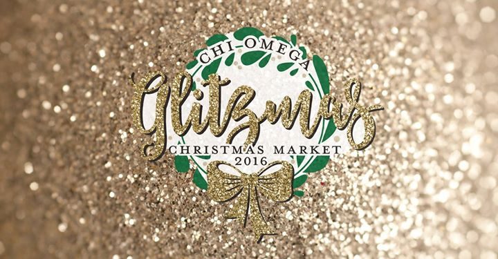 debbie will be available duirng one of the citys most beloved holiday traditions the 39th annual chi omega christmas market this years glitzmas themed - Chi Omega Christmas Market